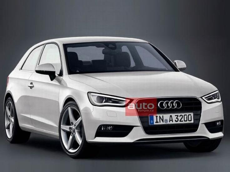 The new Audi A3 Hatchback!