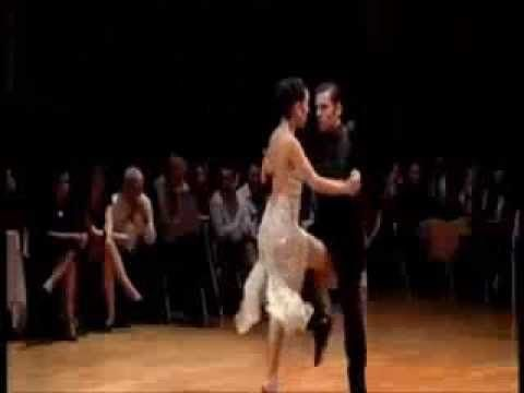 Tango Argentine Canaro en paris - YouTube