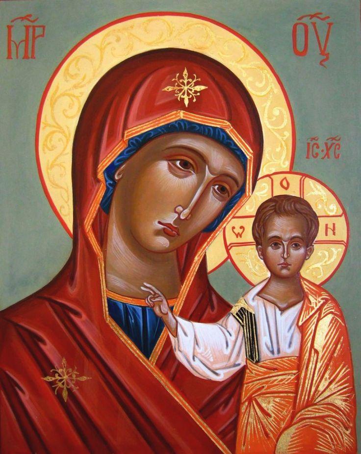 Картинки со пресвятой богородицы