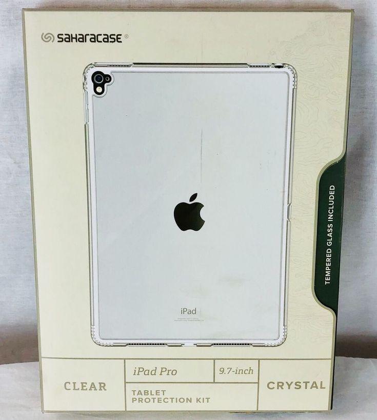 Sahara Case iPad Pro 9.7 Apple Crystal Clear Protection Kit Damaged Glass  | eBay 2.18.18
