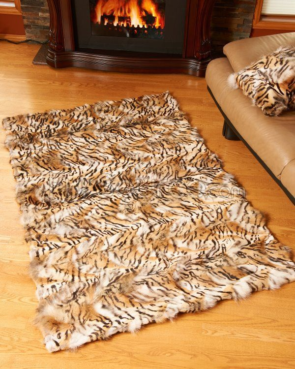 10 Best Fur Rugs Images On Pinterest