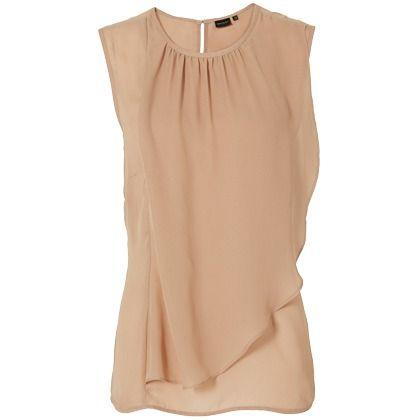 Elegante #Bluse von Bodyflirt. Der #Volant auf der Vorderseite verleiht ihr einen leicht verspielten Touch. ♥ ab 17,99 € #fashion #pastel