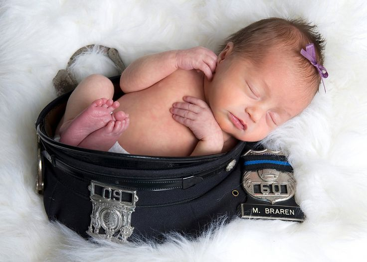 Firefighter, police, baby photo shoot ideas - Digital Grin Photography Forum