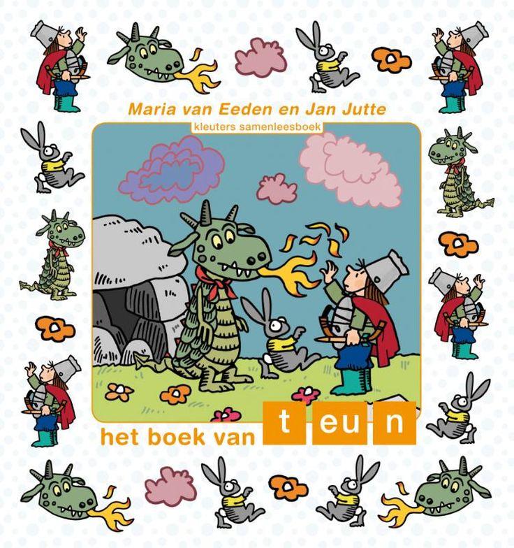 het boek van teun  kleuters samenleesboek