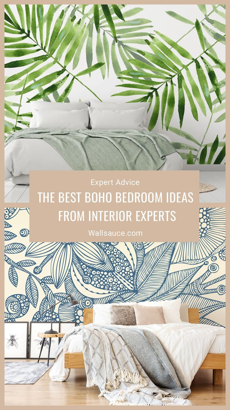 The Best Boho Bedroom Ideas From Interior Experts Green
