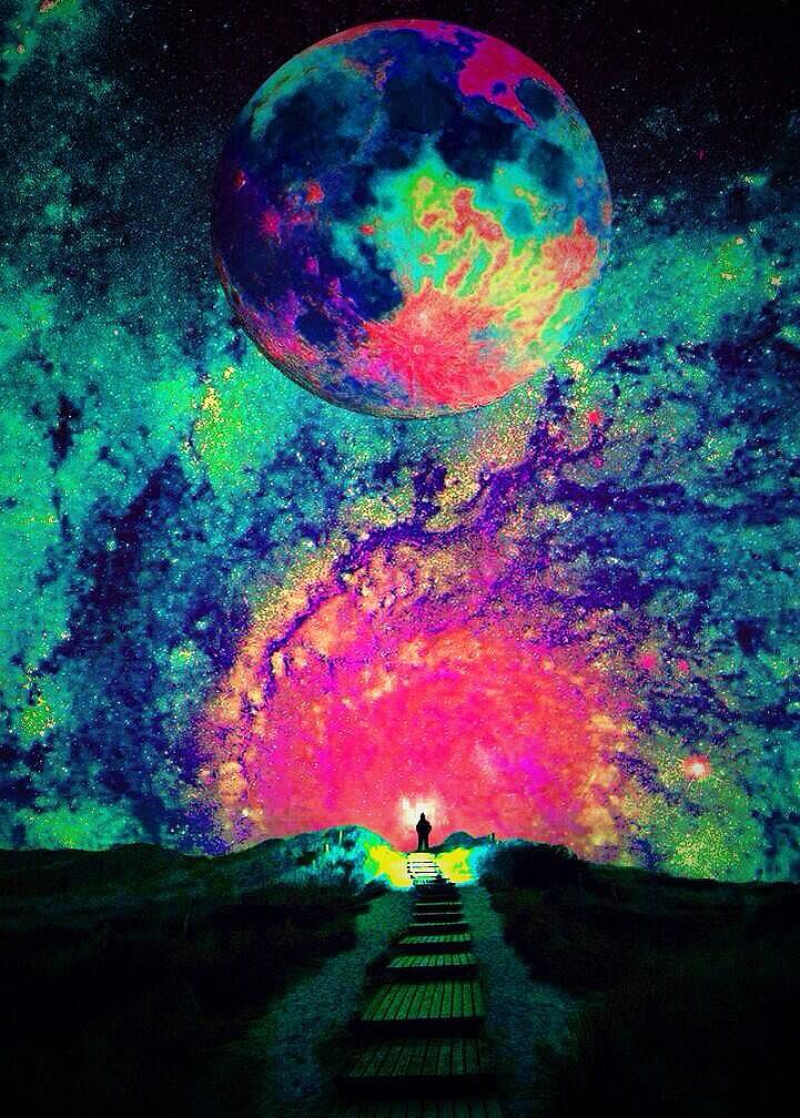 Cosmic Shore Art Print by Starstuff