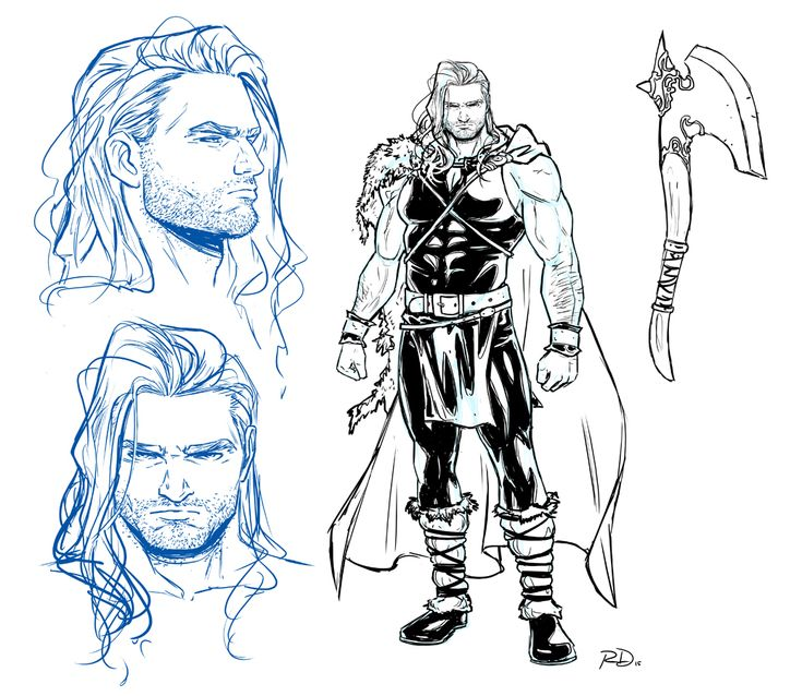Top 10 Character Design Books : Best images about thor on pinterest hercules the
