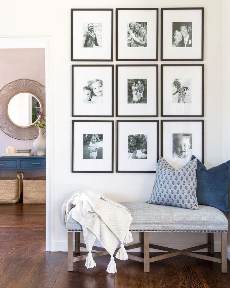 Gallerywall Livingroom Interiordesign Home Decor Artwork For Your Wall Art Living Room Ideas
