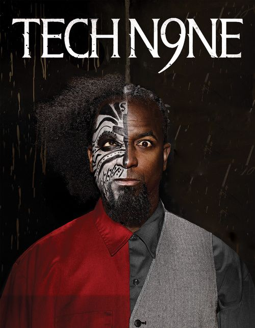 tech nine pics | Tech N9ne: Spring Tour 2013 with Tech N9ne, Krizz Kaliko, Brotha Lynch ...