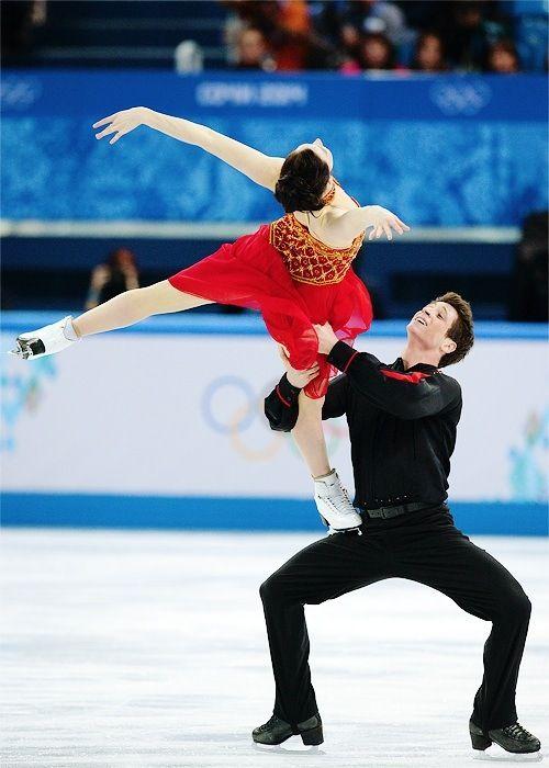 Tessa Virtue & Scott Moir Olympic FD Team event