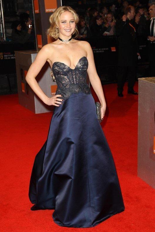 Jennifer Lawrence's Fashion Timeline | February 2011