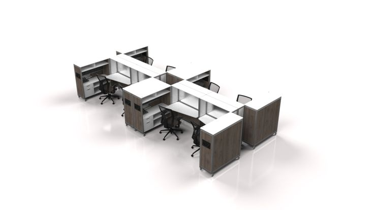 Bob-Mobile Office in a Box - 8 pack - www.fluidgroup.com