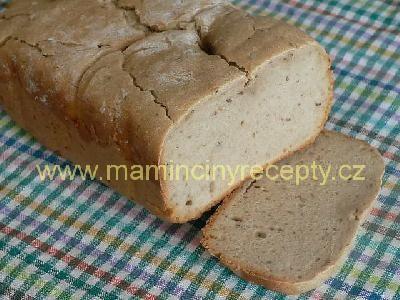 Rychlý chléb s bramborovou kaší
