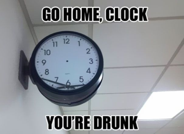 40 Best Examples of the 'Go Home, You're Drunk' Meme