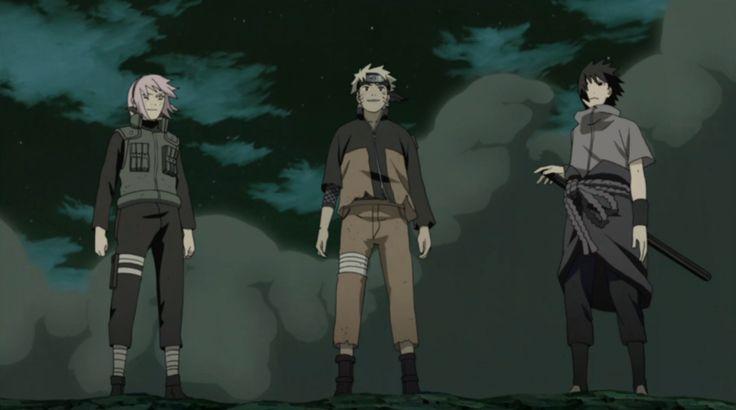 Indo além da caixinha: FANDOM 5 coisas que aprendi com Naruto! team 7 naruto, sasuke, sakura, guerra ninja shippuden