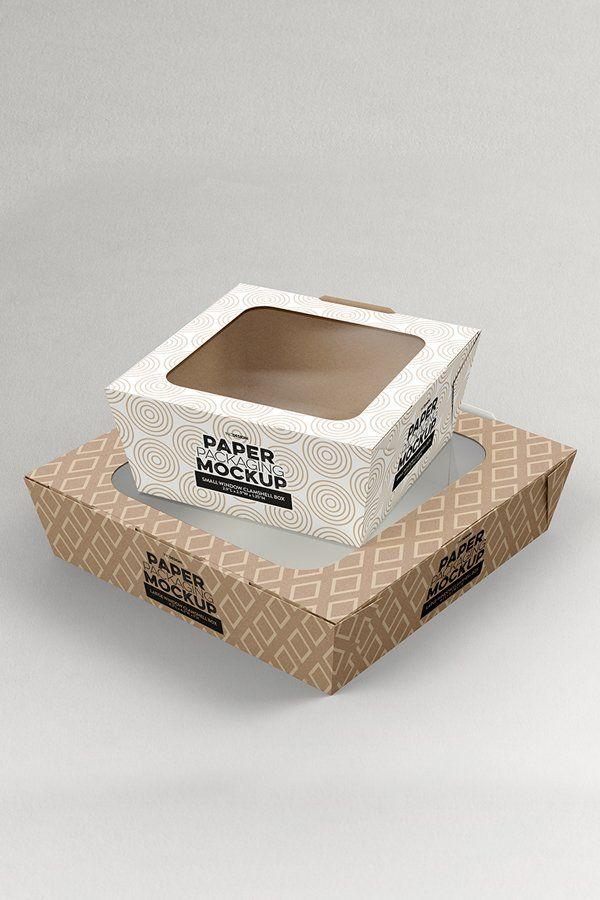 Download Paper Tapered Window Boxes Packaging Mockup 572985 Branding Design Bundles Packaging Mockup Box Packaging Design Box Packaging
