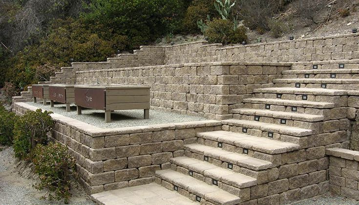 205 best images about Retaining Walls on Pinterest Terrace, Planters and Raised patio