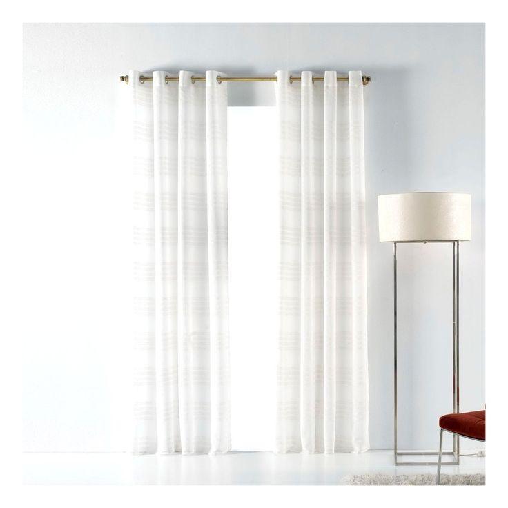9 best cortinas confeccionadas images on pinterest bay windows budget and colors - Anillas de cortinas ...
