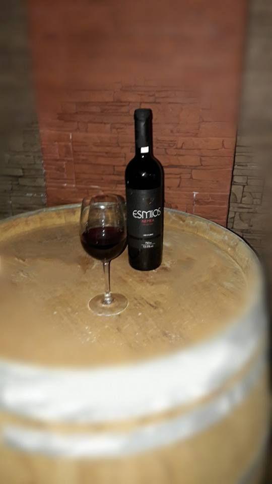 Variety of Nemea year 2012, Dry Red wine