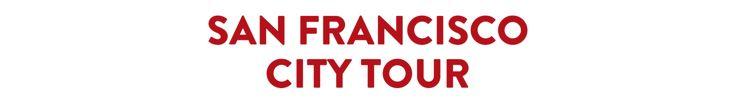 San Francisco City Tour — Vantigo
