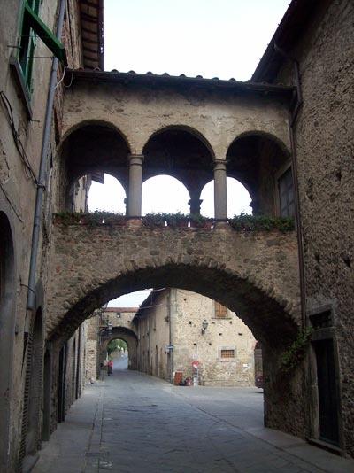 Il borgo di Filetto - Lunigiana - Italia