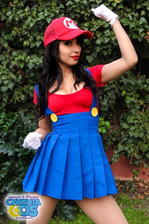 Lady Mario Cosplay                                                                                                                                                     Mehr