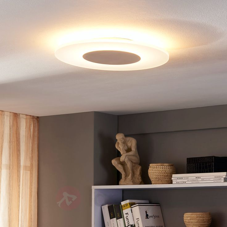 Okrągła lampa sufitowa LED Sosvin 9621077