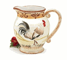 82 best Decorative Chickens & Roosters images on Pinterest ...