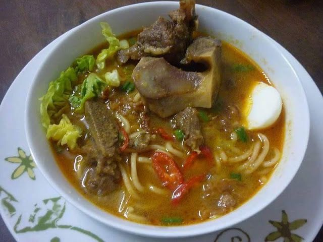 Resepi Mee Rebus Tulang Mee Rebus Recipes Food