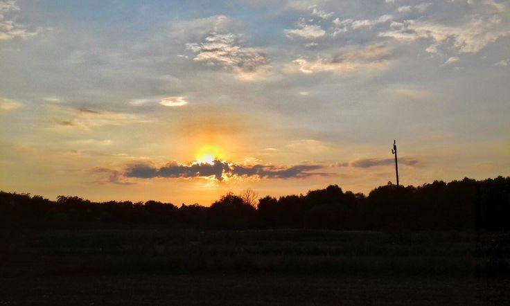 Sunset photo #sunset #sun #sunsetphotos #photos #photography