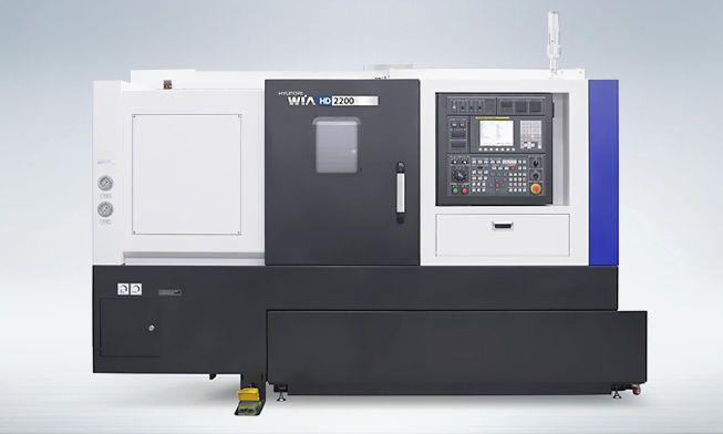 Спецпредложение от АТМ Групп ООО «АТМ Групп»  – единственный официальный поставщик промышленных корейских станков HYUNDAI WIA на территории России и стран СНГ, поэтому только АТМ Групп может делать своим заказчикам по-настоящему эксклюзивные спецпредложения металлорежущего оборудования. Сегодня компания предлагает горизонтальный токарный центр с ЧПУ HD2200/HD2200C. Основанием этого корейского станка служит станина из литого чугуна, а его главная особенность –  направляющие скольжения и…