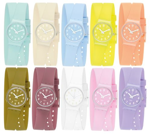 Swatch the lady collection tutti i colori
