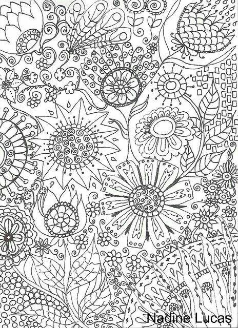 87 besten Desenhos de colorir pra adultos Bilder auf Pinterest ...
