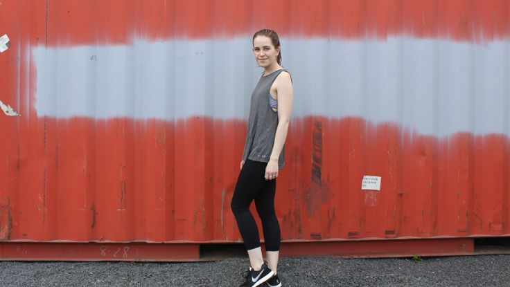 How I became obsessed with activewear