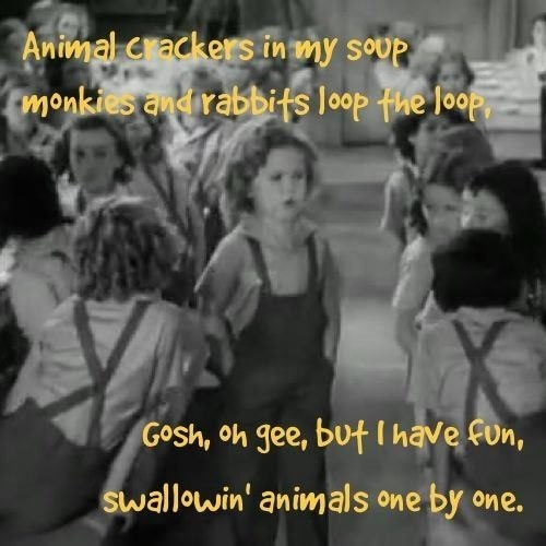 Animal Crackers Time Travel