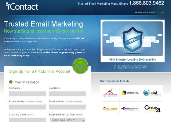 Email Chopper is best iContact email template designer company form India. Contact - www.emailchopper.com