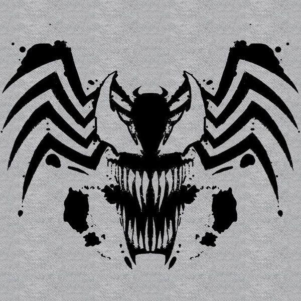 Symbiote Rorschach – Pop Up Tee