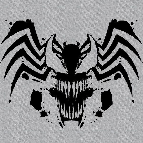 Symbiote Rorschach – Pop Up Tee