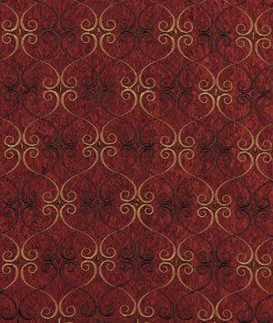 Bravo Seska Cinnabar Fabric - $17.75 | onlinefabricstore.net