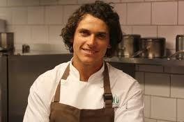 Chef Rodolfo Guzman of Borago Restaurant, Santiago, Chile