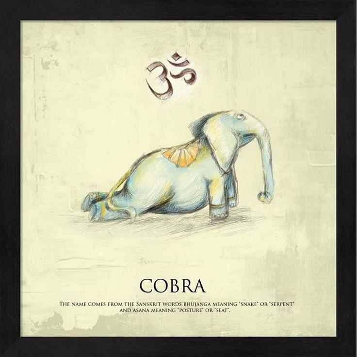 Pin by Mei Mei on My Hindu Journey | Cobra pose yoga ...