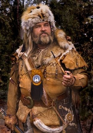 The ' Real' Life Of The Mountain Men: No image of the men of times past stirs a man's desire for adventure and danger more than that of the mountain man of the early 19th century. Description from pinterest.com. I searched for this on bing.com/images