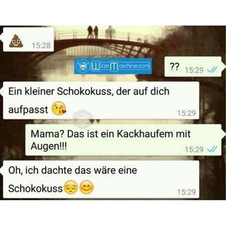 Lustige WhatsApp Bilder und Chat Fails 122 , Kackhaufen