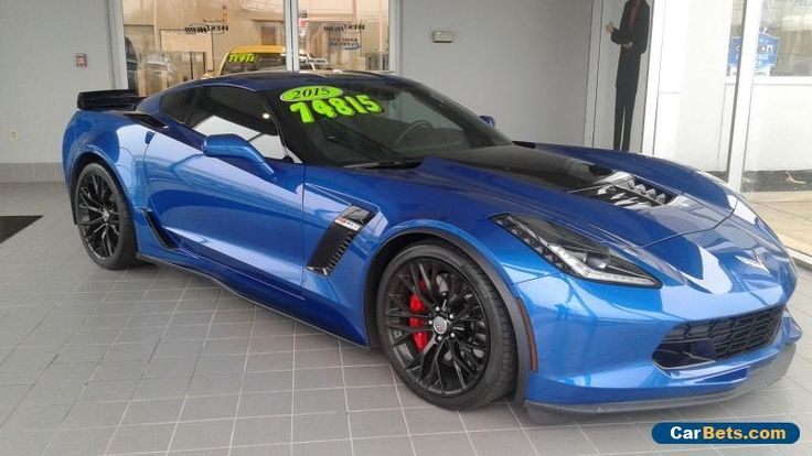 2015 Chevrolet Corvette Z06 Coupe 2-Door #chevrolet #corvette #forsale #unitedstates