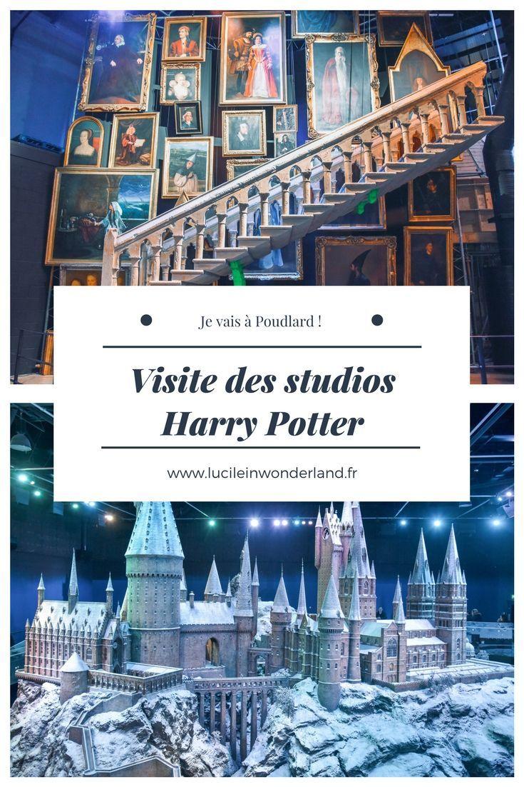 Lucile in Wonderland - Un week-end à Londres : jour 2 - Les studios Harry Potter - Lucile in Wonderland