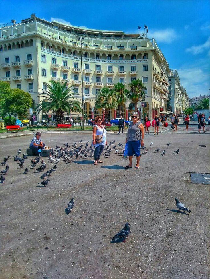 Aristotelous.Thessaloniki Greece.
