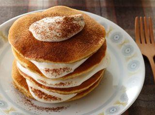 簡単ティラミス風パンケーキ