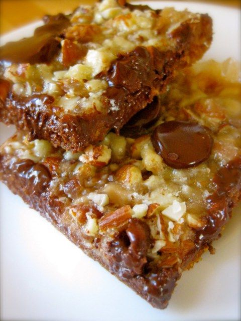 Salted Toffee Chocolate Bars | | tHe SwEeT LiFe | Pinterest