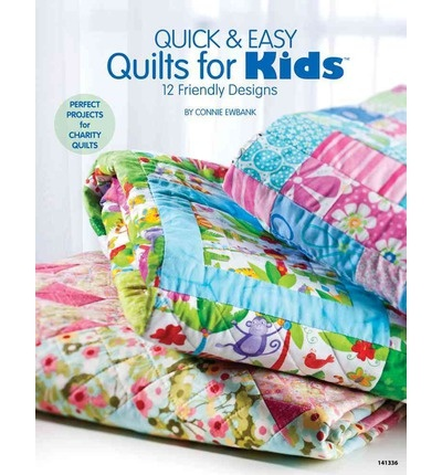 Add fun to your quilts with these kid friendly designs.