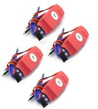 4X 30A SimonK Brushless speed controller ESC for DJI FPV drone RC quadcopter S